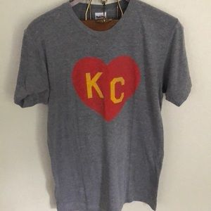 KC Chiefs Collectible shirt